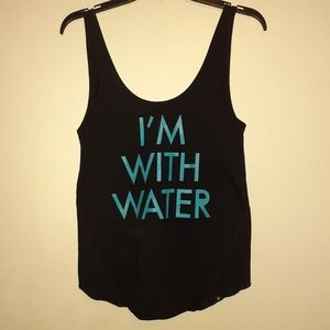 Hurley | Tank Top I'm With Water
